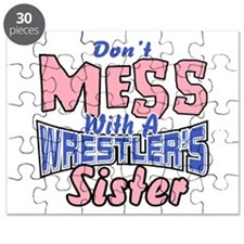 Wrestler's Sister Puzzle