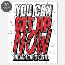 Wrestling Get Up Now Puzzle