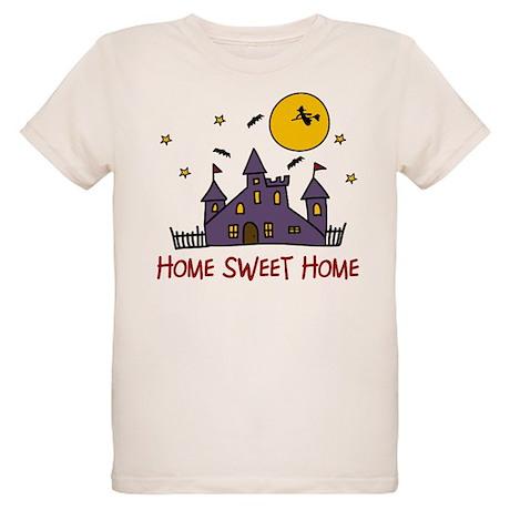 Home Sweet Home Organic Kids T-Shirt