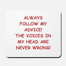advice Mousepad
