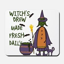Witchs Brew Mousepad