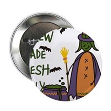 "Witchs Brew 2.25"" Button"