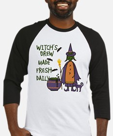 Witchs Brew Baseball Jersey