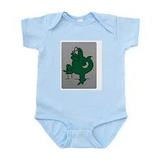 El lagartijo verde Infant Bodysuit