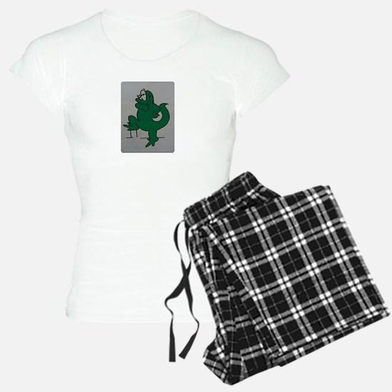 El lagartijo verde Pajamas
