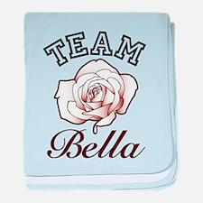 Team Bella baby blanket