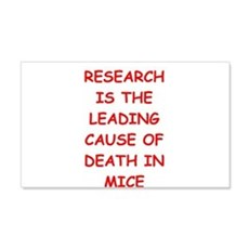 research Wall Decal