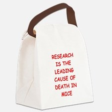 research Canvas Lunch Bag