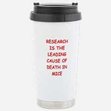 research Stainless Steel Travel Mug