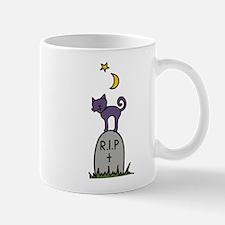 Tombstone Cat Mug