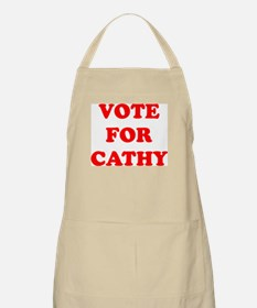 Vote For Cathy BBQ Apron