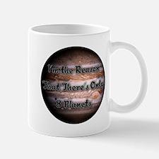 Only 8 Planets Mug