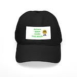 Actions Speak Loud Black Cap