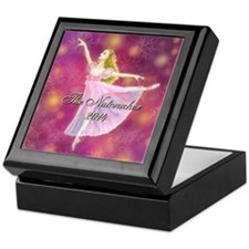 Nutcracker 2014 Keepsake Box