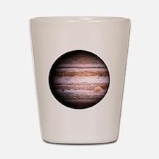 Jupiter! Shot Glass