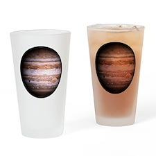 Jupiter! Drinking Glass