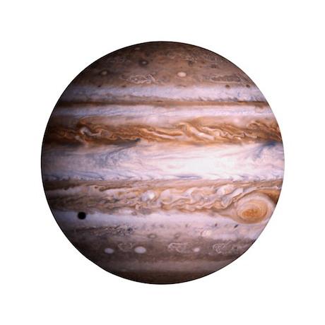 """Jupiter! 3.5"""" Button"""