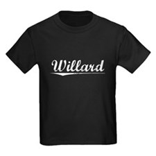 Aged, Willard T