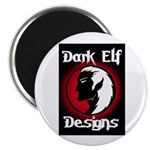 Dark Elf Designs - Magnet