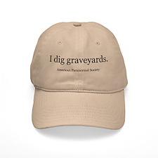 Graveyards Baseball Cap