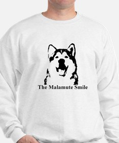 The Malamute Smile Sweatshirt