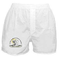 Contemplative Conspiracy Boxer Shorts