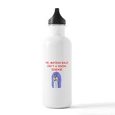 med school Water Bottle