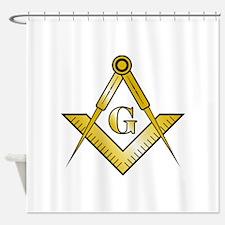 Golden Rule SC Shower Curtain