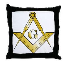 Golden Rule SC Throw Pillow
