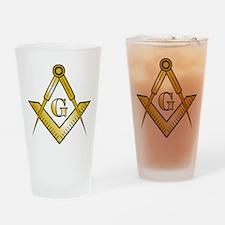 Golden Rule SC Drinking Glass