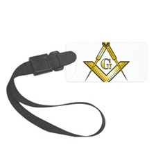 Golden Rule SC Luggage Tag