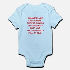 MANAGER.png Infant Bodysuit