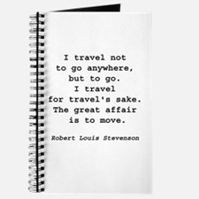 Travel to Go Journal