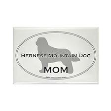 Bernese MOM Rectangle Magnet