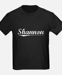 Aged, Shannon T