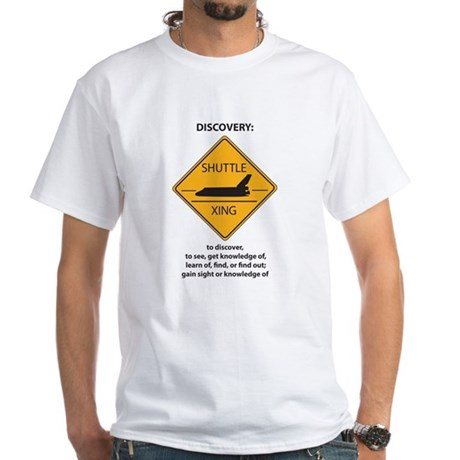 Robert Gilbreath White T-Shirt