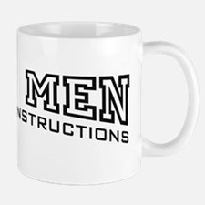 Real Men Dont Need Instructions Mug