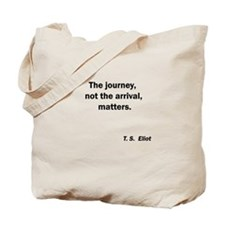 Journey Matters Tote Bag