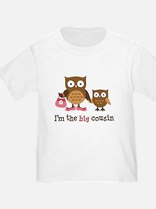 Big Cousin - Mod Owl T-Shirt