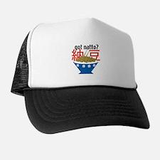 """""""Got Natto?"""" Trucker Hat"""