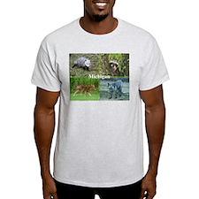 Michigan Animals T-Shirt