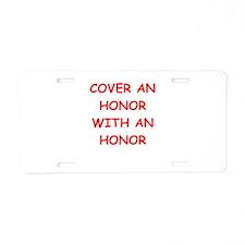 BRIDGE2.png Aluminum License Plate