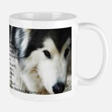 Proud to be a Malamute Mug