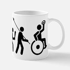 Wheelchair Rugby Mug