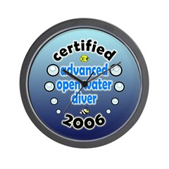 http://i3.cpcache.com/product/70740759/certified_advanced_open_water_diver_06_wall_clock.jpg?height=240&width=240