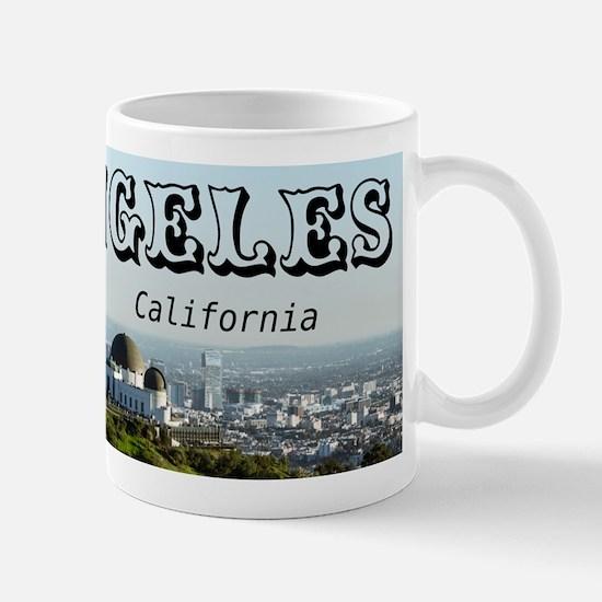 Los Angeles Mug