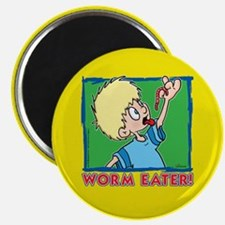 Worm Eater! Magnet