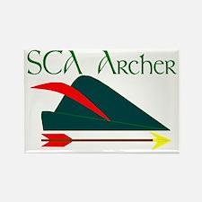 Archer Rectangle Magnet