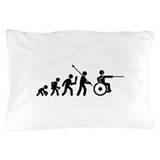 Wheelchair Fencing Pillow Case