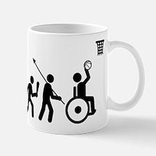 Wheelchair Basketball Mug